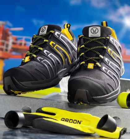 Pantofi de protectie metal free Ardon DIGGER S1, cu bombeu compozit1