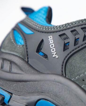 Pantofi de protectie metal free Ardon TRIMMER S1P, cu bombeu compozit si lamela2