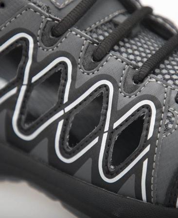 Pantofi de protectie decupati Ardon VISPER S1P, cu bombeu compozit si lamela, metal free [4]