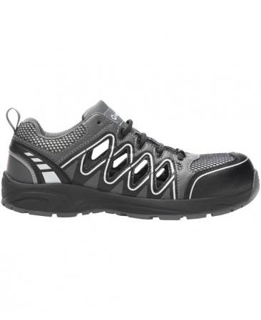 Pantofi de protectie decupati Ardon VISPER S1P, cu bombeu compozit si lamela, metal free [0]