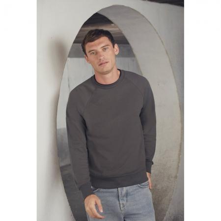 RAGLAN SWEAT | bluza clasica flausata de iarna1