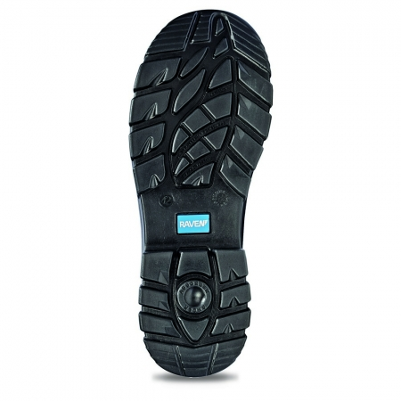 Pantofi de protectie Cerva RAVEN XT S1P, cu bombeu metalic si lamela2