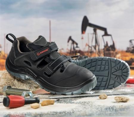 Sandale de protectie Ardon BLENDSAN S1P, cu bombeu compozit si lamela kevlar1