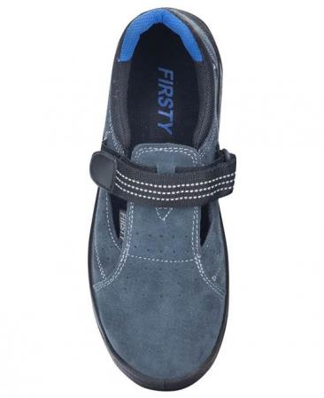 Sandale de protectie Ardon FRISAN TREK S1P, cu bombeu metalic si lamela2
