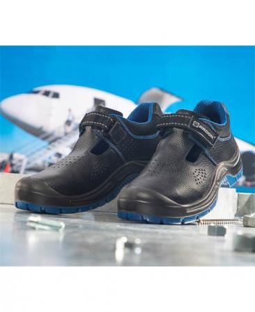 Sandale de protectie Ardon KING S1, cu bombeu metalic1