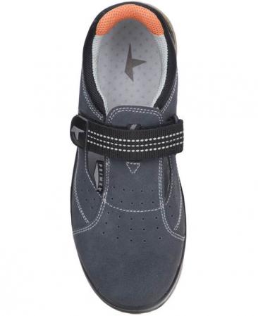 Sandale de protectie Ardon PRIME SANTREK S1, cu bombeu metalic1
