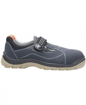 Sandale de protectie Ardon PRIME SANTREK S1, cu bombeu metalic0