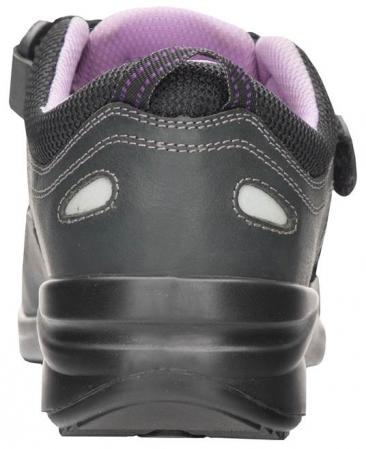 Sandale de protectie dama Ardon FLORET LOW S1, cu bombeu metalic [2]