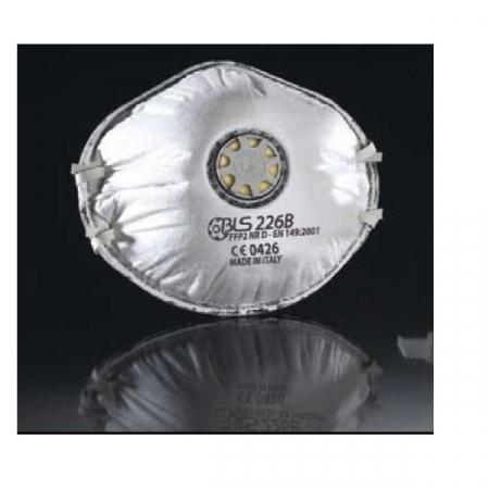 Semimasca de protectie cu supapa FFP2 BLS 226B, tip cupa5