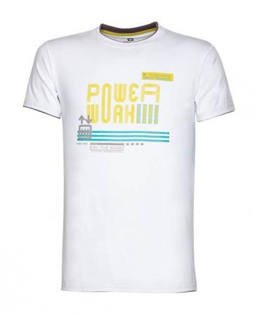 Tricou clasic Ardon POWERWORK, 95% bumbac - 5% elastan, 180 gr/mp0