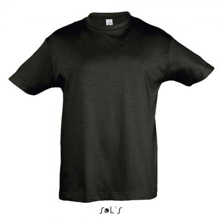 Tricou clasic copii Sols REGENT, 100% bumbac, 150 gr/mp0