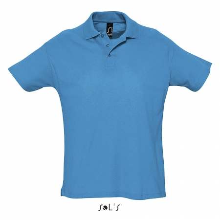 Tricou polo Sols SUMMER II, 100% bumbac, 170gr/mp0