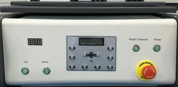 Imprimata uv Flatbed 4060 CMYK +WW 1