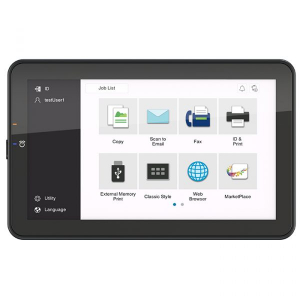 Multifunctional Konica Minolta Bizhub C250i, A3 + Alimentator Documente RADF + Stand Mobil + Set Tonere CMYK + Instalare Gratuita2