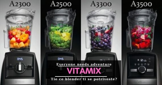 Blendere Vitamix