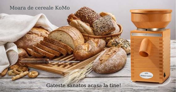 Moara de cereale KoMo