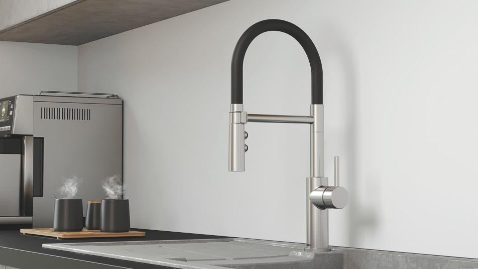 Cum alegi robinetul de bucatarie?