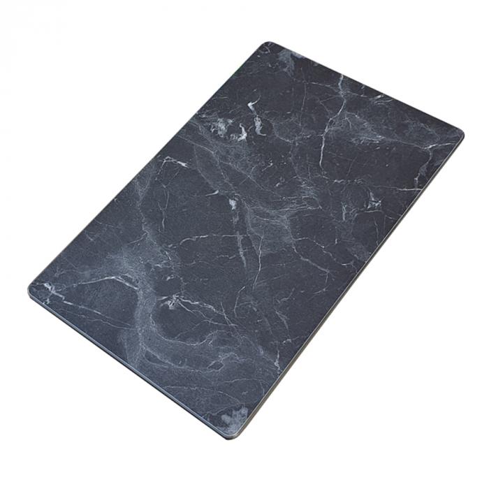 Chiuveta bucatarie granit CookingAid Cube ON5610 Trufa Maro / Truffle + accesorii montaj 10