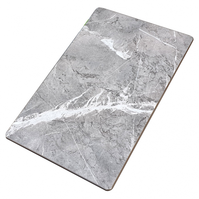 Chiuveta bucatarie granit CookingAid Cube ON5610 Trufa Maro / Truffle + accesorii montaj 12
