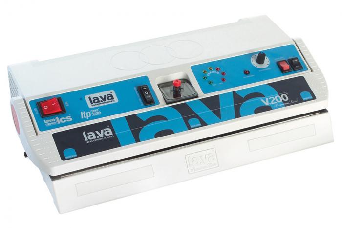 Aparat de vidat LaVa V200 Premium uz rezidential sau comercial 8
