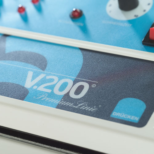 Aparat de vidat LaVa V200 Premium uz rezidential sau comercial 9