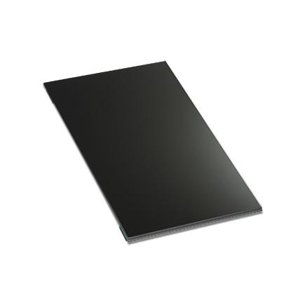 Apell- Tocator din sticla neagra securizata pentru chiuvetele Apell [0]
