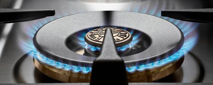 Aragaz Bertazzoni 90 cm 6 arzatoare gaz, cuptor electric dublu Seria Master [2]