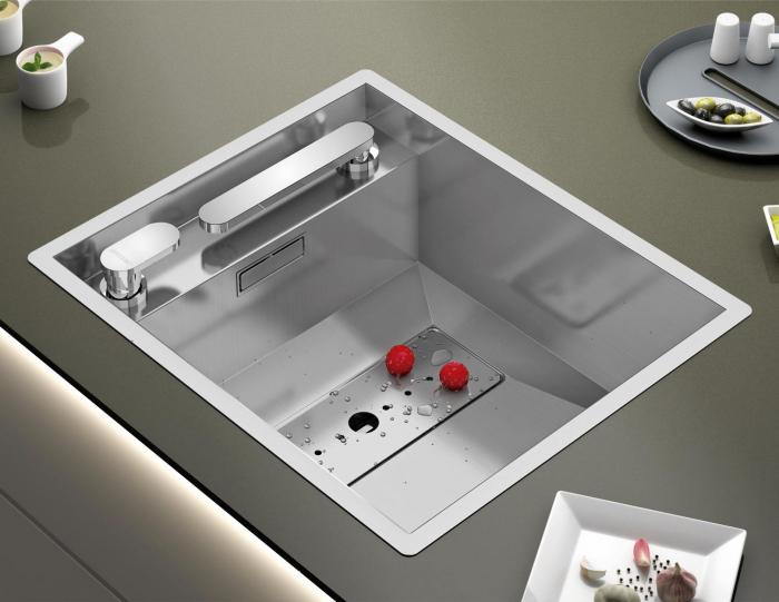 Baterie CookingAid Box QS 3000 telescopica / corp retractabil Active Window / ideala pentru montaj sub geam 3