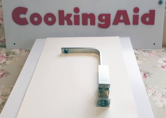 Baterie CookingAid DELTA finisaj INOX periat 7