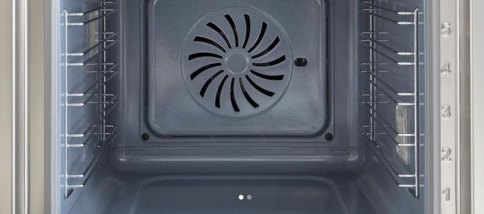 Bertazzoni Cuptor electric 60x60 cm Multi 5 functii 3 butoane Inox design Professional [4]