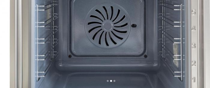 Bertazzoni Cuptor electric9 functii 3 butoane Inox design Modern [13]
