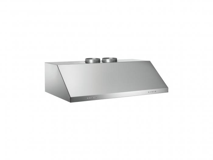 Bertazzoni Hota sub corp tip semineu 90 cm Inox design Professional [0]