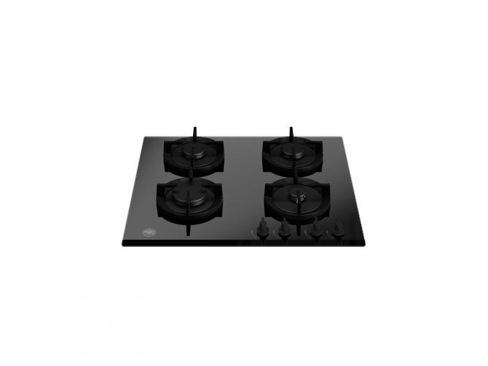 Bertazzoni Plita gaz 60 cm Sticla neagra design Modern [0]