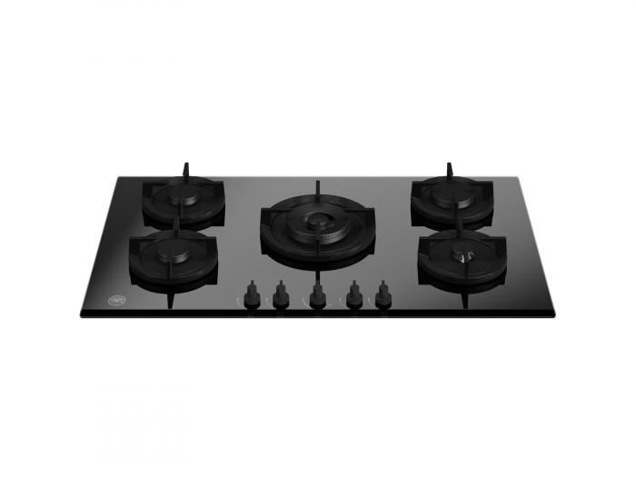 Bertazzoni Plita gaz 90 cm Sticla neagra design Modern [0]