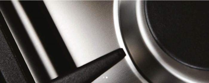 Bertazzoni Plita gaz 92 cm Drop-in Inox design Professional [2]