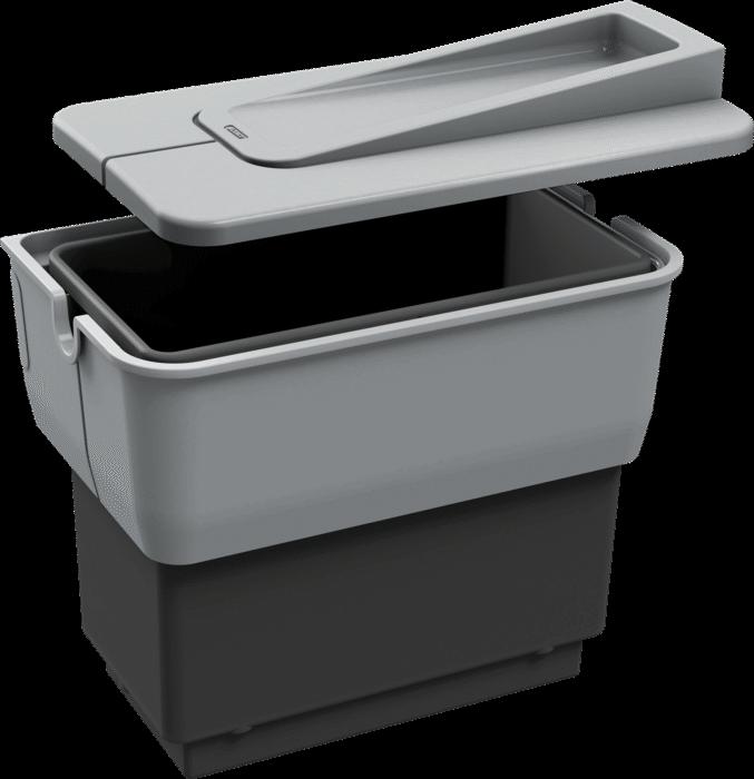 Blanco Singolo selector de resturi menajere din plastic 0