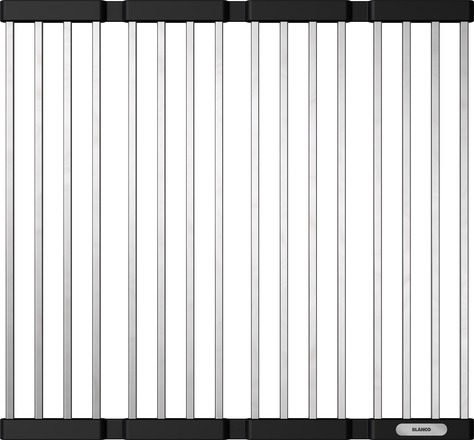 Blanco suport de vase pliabil inox pt chiuvetele Pleon, Etagon, Subline, Claron, Zerox, Andano [7]