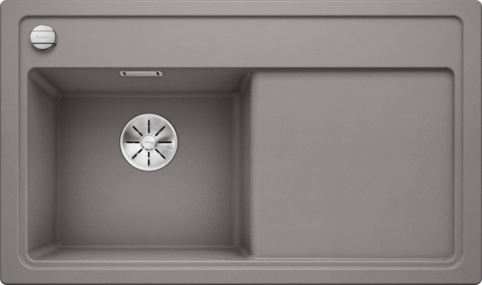 BLANCO ZENAR XL 6 S SILGRANIT PuraDur, InFino cu excentric [0]