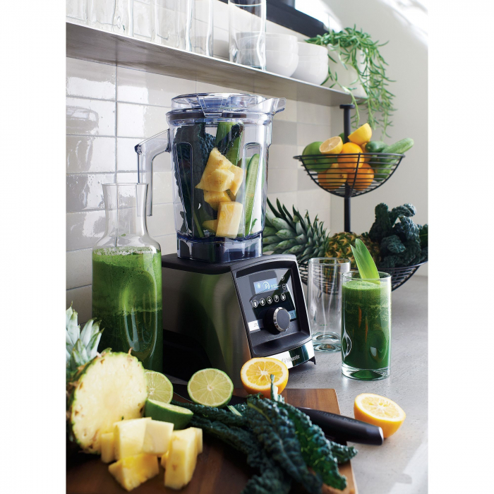 Blender Vitamix A3500i Inox-ascent 11