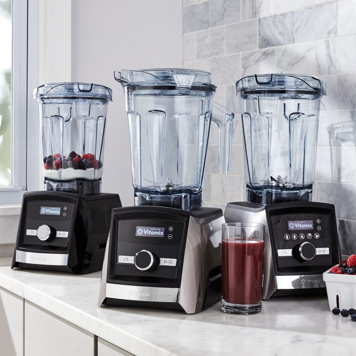Blender Vitamix A3500i Inox-ascent 9