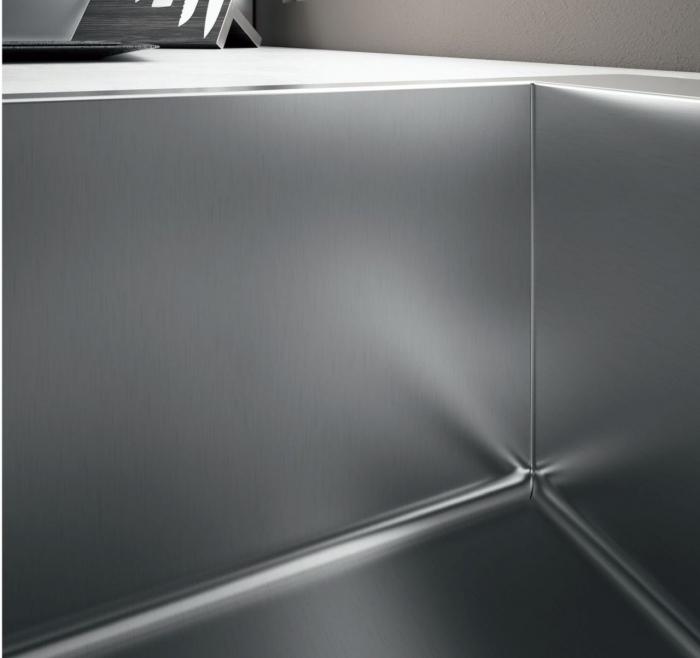 Chiuveta bucatarie  Artinox Aqua Smart 86 860x510 montaj pesau la nivelul blatului 1