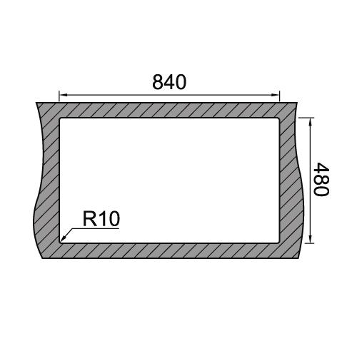 Chiuveta bucatarie cu 2 cuve inox dubla CookingAid FUSION 86BB reversibila stanga/dreapta + accesorii montaj [1]
