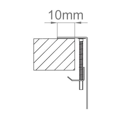 Chiuveta bucatarie inox CookingAid LUX STEP 74 + Bonus: tocator Versus din ABS reversibil in scurgator vase si accesorii montaj [5]