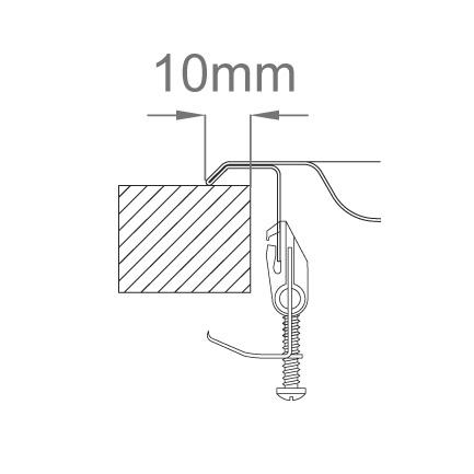 Chiuveta bucatarie inox CookingAid OKIO LINE 80 FLAT PL reversibila stanga/dreapta cu picurator si accesorii montaj 8