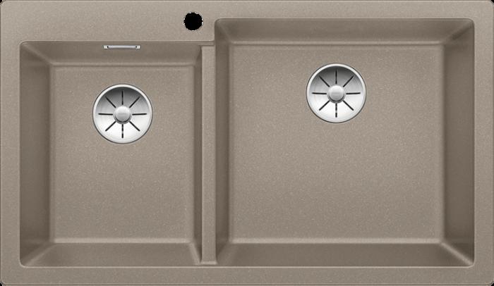 Chiuveta de bucatarie BLANCO PLEON 9, InFino fara accesorii si fara excentric [0]