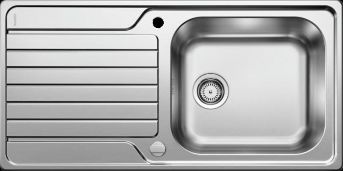 Chiuveta de bucatarie inox BLANCO DINAS XL 6 S cuva reversibila [0]