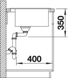 Chiuveta de bucatarie PLEON 8 Silgranit [4]