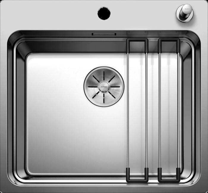 Chiuveta din inox pentru bucatarie Blanco Etagon 3