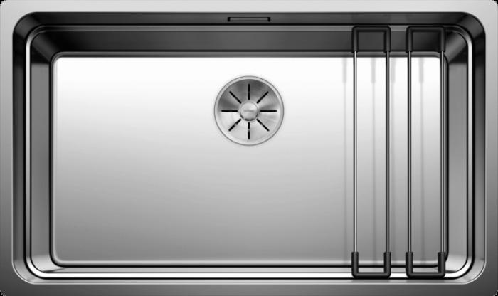 Chiuveta inox Blanco ETAGON 700-U InFino cu excentric [0]