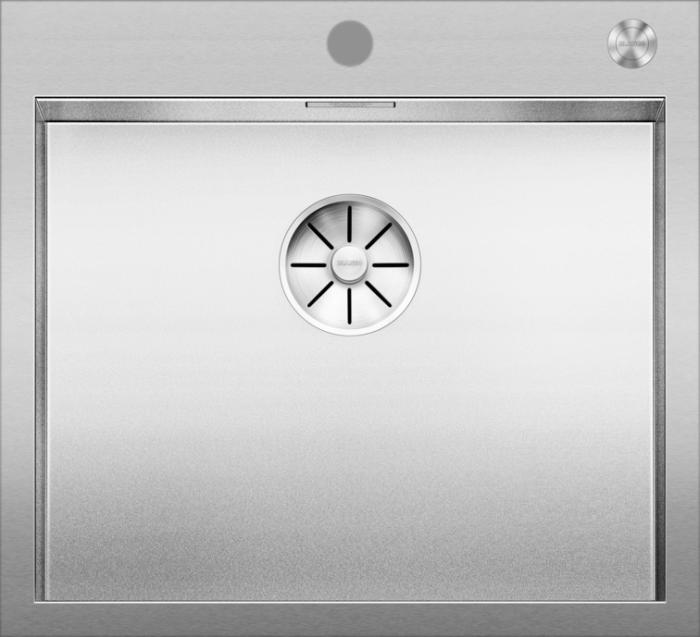 Chiuveta inox BLANCO ZEROX 500-IF/A Durinox®  cu pushcontrol [1]